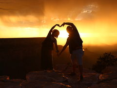 2016夏休みinロサンゼルス・アナハイム・ラスベガス・グランドキャニオンの旅【5日目グランドキャニオン~6日目帰国】
