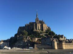 Abbaye du Mont Saint Michel(モン・サン・ミシェルとその湾)