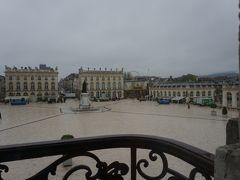パリ~アルザス・ドライブ #18 - ナンシー、世界遺産 スタニスラス広場
