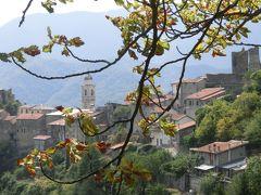 ピエモンテの中世の街&リヴィエラの美しき村vol.5  トリオーラ、タッジャ