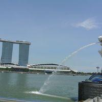 2016年9月エアチャイナビジネスクラスで行く1泊4日シンガポールの旅2