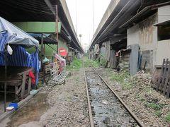 2016 タイ・バンコク ディ-プ!スラム街と暗黒のチャイナタウンをぶらぶら歩き旅-3