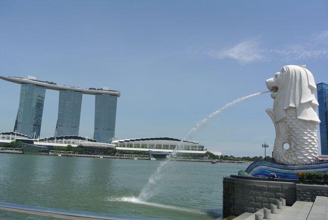 エアチャイナのビジネスクラスで行くシンガポールの航空券が安くて購入してしまいました。<br />1998年に行って以来18年ぶりのシンガポールです。当時の記憶はあまり残っていません。<br />この旅行記はシンガポールでの食べたもの、見たものを備忘録で残しています。<br />飛行機はビジネスクラスだけど、現地での食事はホーカーズ巡り。<br />安くて美味しいホーカーズが気に入りました。<br /><br />2016年9月16日(金)CA168 羽田19:45発北京行き<br />2016年9月17日(土)CA975 北京00:05発シンガポール行き<br />2016年9月18日(金)シンガポール観光<br />2016年9月19日(月)CA970 シンガポール00:15発北京行き<br />年9月19日(月)CA181 北京08:20発羽田行き