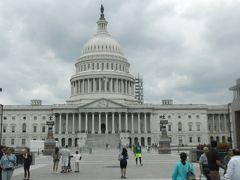 還暦夫婦27日間カナダアメリカ周遊旅行 介助犬と一緒に飛行機で横断5時間米ワシントンDCへ 国会議事堂とホワイトハウス