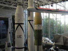 還暦夫婦27日間カナダアメリカ周遊旅行 米ワシントンDC スミソニアン 宇宙飛行機博物館
