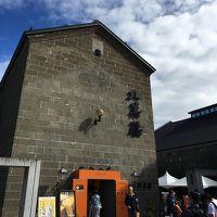 北海道4日目。小樽を散策。