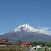 2013年5月 大混雑のGW富士山麓を巡る旅
