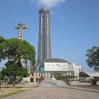 下関駅から「海峡ゆめ広場」・「日和山公園」・「山口銀行旧本店」を見て関門海峡へ