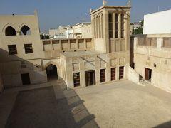 (36)2016年年末年始アラビア半島5か国の旅9日間(8)バーレーン(ムハラク)ビン・マター・ハウス アラッド・フォート ベイト・シャディ ベイト・シェイク・イーサ・ビン・アリ BT (グランド・モスク 国立博物館 コーラン館)