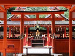 吉田神社参拝