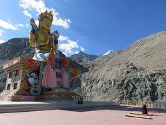 北インド・ラダックを十年ぶりに再訪(3) ヌブラ(デスキット)、スムダ・ド