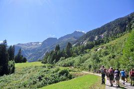 2016年夏(6)チロルFügen滞在 石採りハイキング~Zemmgrundの河原で宝さがし!