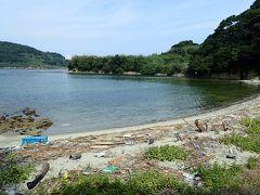 なまけ猫天国の馬島と小倉の元気いっぱい旦過市場@青春18きっぷと船旅