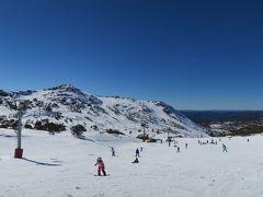 海外スキー 暑い夏をスキーで涼む旅  Day1  ペリッシャー編