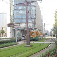 九州新幹線「サクラ」初乗車、「鹿児島・熊本・博多・下関」を強行日程で見学する。