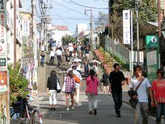 東京文学・歴史散歩2。上野から谷根千その2:谷中。