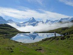 2度目のスイス、2016グリンデルワルト(その4) 絶景の中のハイキングとVIPパス使い果たし。