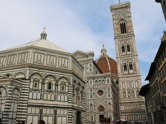 ⑤イタリア歴史探訪の旅(フィレンツェ滞在:1日目)
