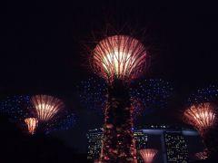 歩き回ったシンガポール/3日目PM編/リトルインディア・ガーデンラプソディ・他