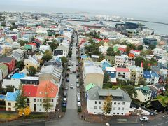 アイスランドの大自然を満喫!その9 レイキャビクの市内散策へ�