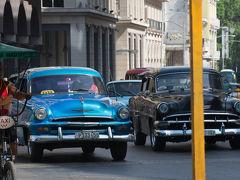 快晴のキューバ