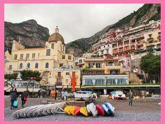 Buongiorno~~!ゆるゆる~~わが家の南イタリア旅 9 ★ポジターノまち歩き 1日目★