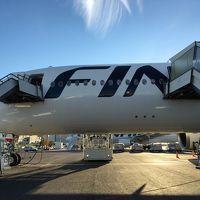 フィンエアーA350で行くチェコスロバキアオーストリア