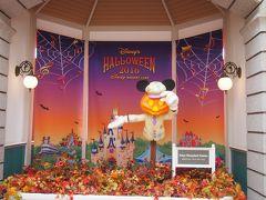 東京ディズニーランドのハロウィンを楽しむ前に、お決まりリゾートライナー撮り乗り鉄