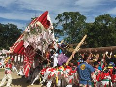 讃岐の秋祭り太鼓台 小豆島vs観音寺
