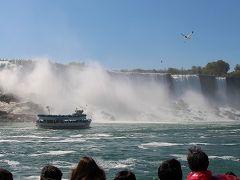 ナイアガラ&シカゴ旅行~ナイアガラの滝とナイアガラ・オン・ザ・レイク
