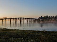 東北旅行 青森 鶴の舞橋