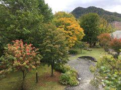 2016年秋の北海道の旅2~札幌・定山渓温泉・豊平峡ダム