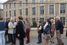 2016. 〈ヨーロッパ文化遺産の日〉パリ