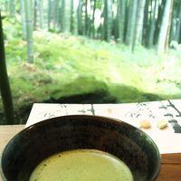 「 休耕庵 竹の庭の茶席 」 の旅 < 神奈川県鎌倉市 >