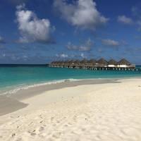乗る日が来るとは思わなかった中国東方航空の格安ビジネスクラスでモルディブは南アリ環礁のアンガガリゾートを目指す