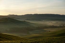 GWイタリア旅行2016年 2日目(オルチャ渓谷、サン・クイーリコ・ドルチャ、モンタルチーノ)