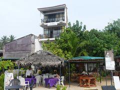 ついに到着、ウナワチュナ(Unawatuna:Sri Lanka)の、あのホテル\(^o^)/