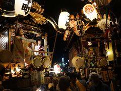 朝から晩まで川越氷川祭~祭りの華は夜の曳っかわせ。こまごま街歩きにグルメチェックも織り交ぜて、丸々一日を粘ります~