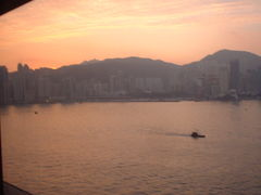 2002年、二度目の香港。インターコンチネンタルホテルと重慶マンションに泊まる
