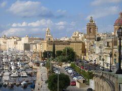 マルタ島スリーシティーズは要塞の町 中世にタイムスリップ