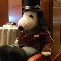 秋がお留守中の京都と大阪を訪れて(2/2) 帝国ホテル大阪泊