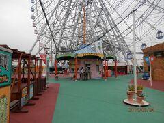 名古屋港遊園地k入場料が無料で孫と遊ぶ