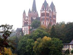 団塊夫婦のヨーロッパ紅葉を巡る旅2016:(1)かわいい大聖堂と木組みの町リンブルクへ