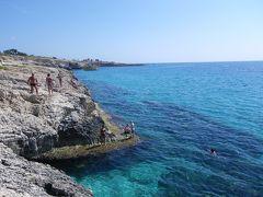 """10月中旬、""""夏""""でした。キプロス島③(アヤナパ)"""