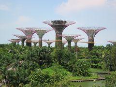 社員旅行でシンガポールへ (8) マリーナ・ベイ・サンズとガーデンズ・バイ・ザ・ベイへ・・・