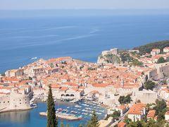 クロアチア他2か国★6日目★どこを切り取っても絵になるドブロブニク⑥
