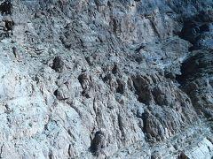 アメリカ西部07 ラスベガス:219km⇒ザイオン国立公園前 ☆砂漠・奇岩地帯を約4時間