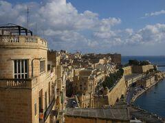 中世の要塞都市 ヴァレッタ マルタ島
