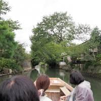 結婚記念九州4日間(2)福岡、柳川舟下りとGハイアットと生け簀料理・稚加栄