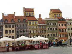 まさかの海外旅行!ポーランド、ハンガリー、オーストリア、チェコ、そしてロシアへも♪(ワルシャワ編)